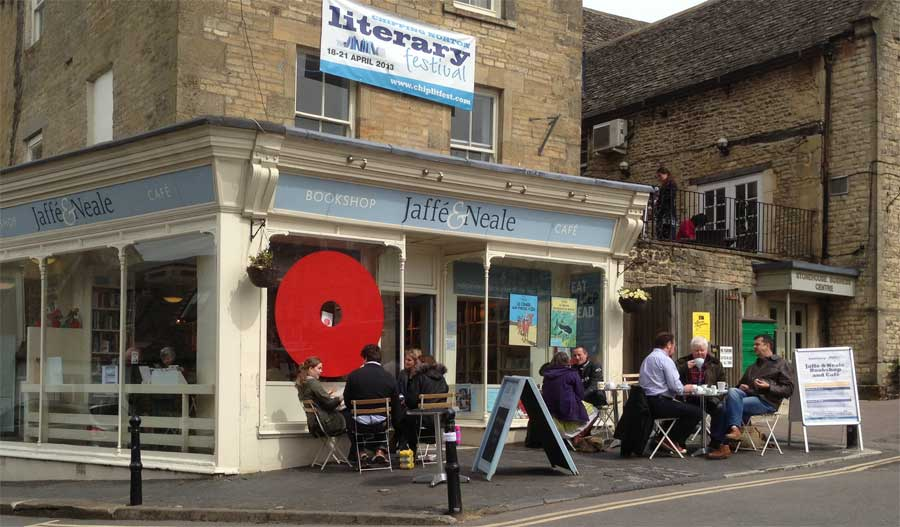 Chipping Norton – who'd have thought it!